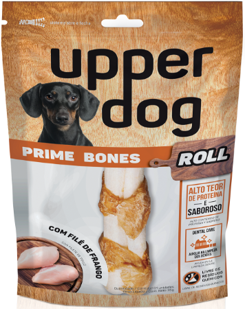 Upper Dog Roll Pequeno Prime