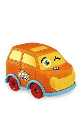 Car Toons Van