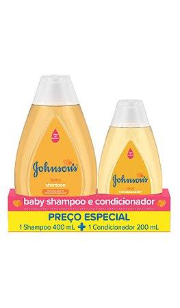 Johnson's Baby Shampoo + Condicionador Infantil