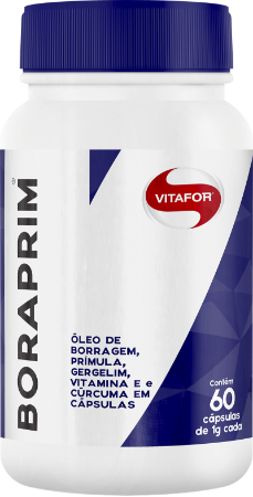 Boraprim 60 cápsulas Vitafor