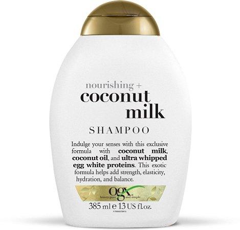Shampoo Ogx Coconut Milk - 385mL
