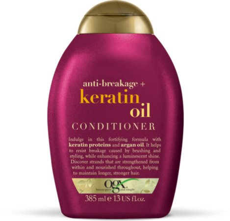 Condicionador Ogx Keratin Oil - 385mL