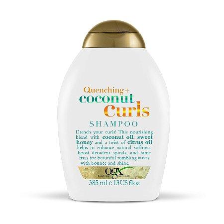 Shampoo Ogx Coconut Curls - 385mL