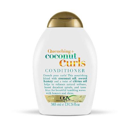Condicionador Ogx Coconut Curls - 385mL
