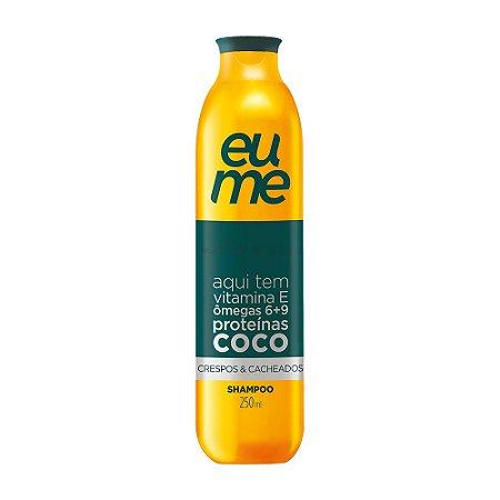 Eume Shampoo Crespos e Cacheados 250ml