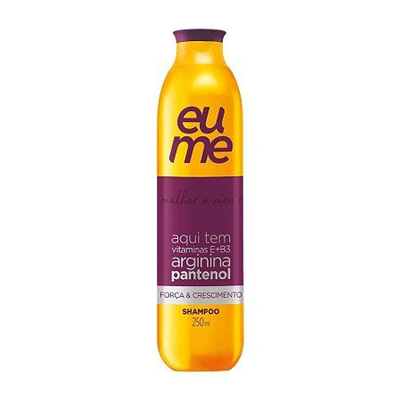 Eume Shampoo Força e Crescimento 250ml