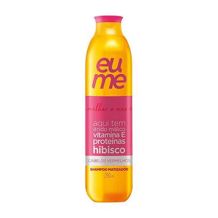 Eume Shampoo Matizador Vermelhos 250ml