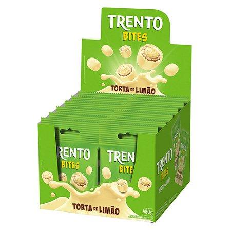 Trento Wafer Bites Torta De Limão Com 12un