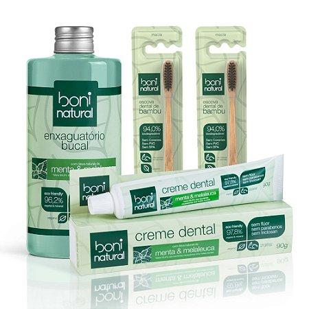Kit Boni Natural Higiene Bucal