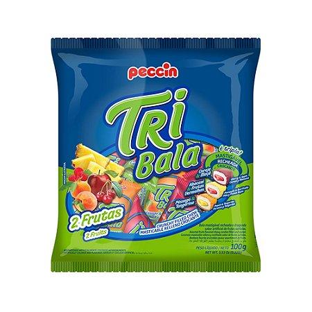 Bala Tribala Frutas Sortidas 100g