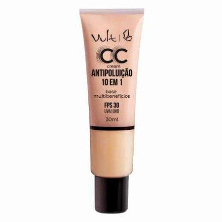 CC Cream Antipoluição Vult  MB01