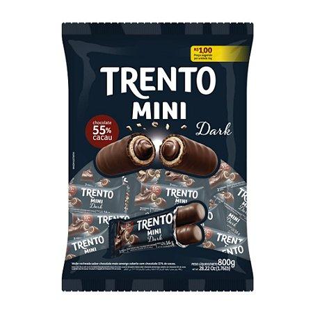 Trento Wafer Mini Dark 800g