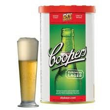 Beer Kit Coopers European Lager - 23 litros