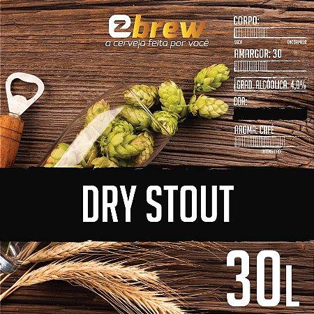 Kit receita Dry Stout 30 litros
