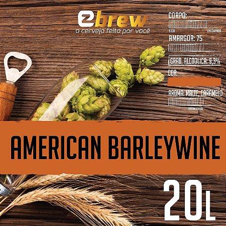 Kit receita American Barleywine 20 litros