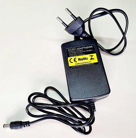 FONTE CHAVEADA IMP 12 VDC 3,0A  (Para todos equipamentos)