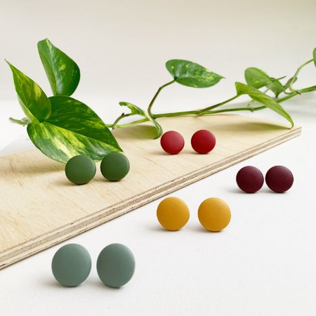 Brinco Candy Fosco - várias cores