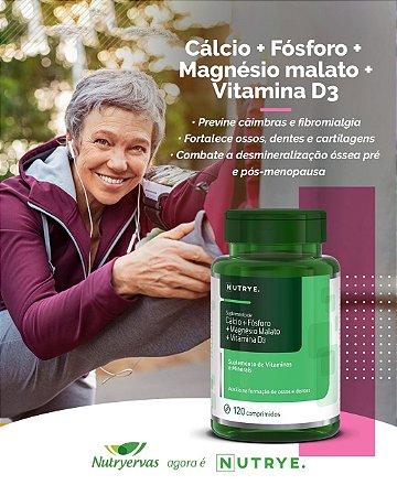 CALCIO+FOSF.+MALATO+VIT. D3 120 COMP