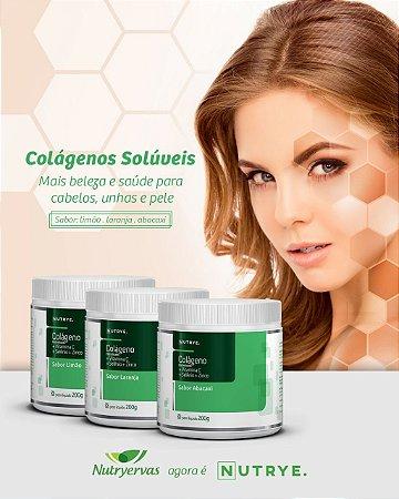 COLAGENO HIDROLISADO C + SELENIO + SBR LIMAO