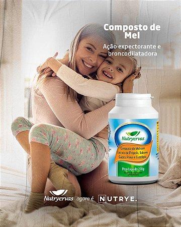 COMPOSTO DE MEL NUTRYERVAS 270G