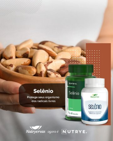 SUPLEMENTO MINERAL DE SELENIO 60 CAPS