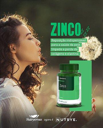 SUPLEMENTO MINERAL DE ZINCO 60 CAPS