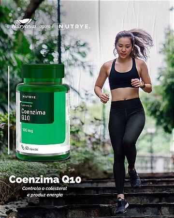 COENZIMA Q10 60 CAPS  NUTRYE