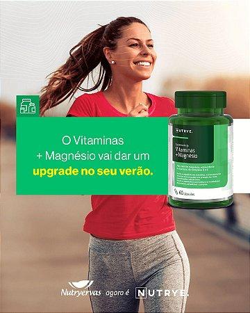 VITAMINAS + MAGNESIO 60 CAPS