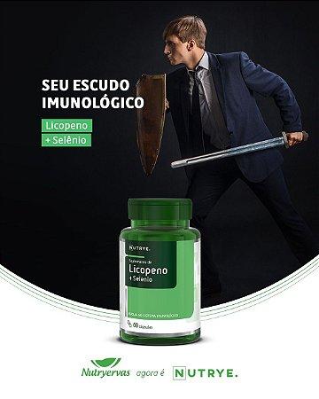 LICOPENO + SELENIO  60 CAPSULAS