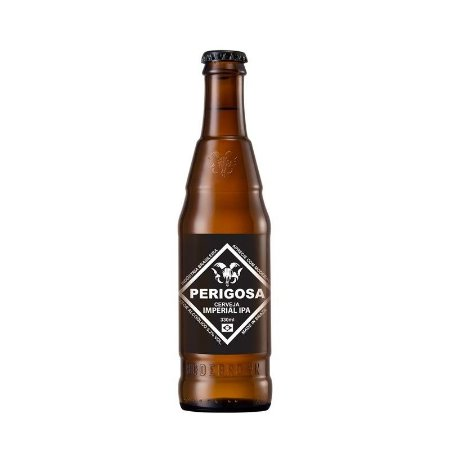 Cerveja Bodebrown Perigosa Imperial IPA - 330ml