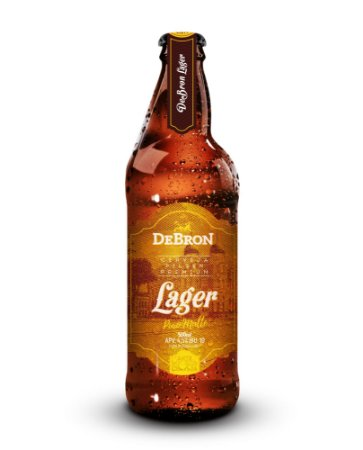 Cerveja Debron Lager - 500ml