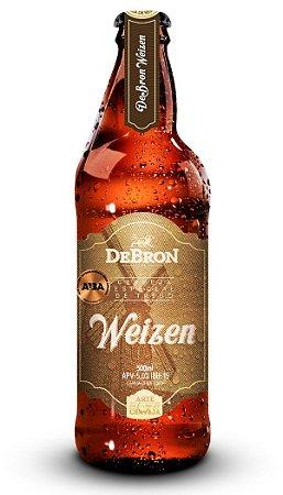 Cerveja Debron Weizen - 500ml