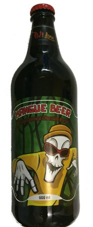 Cerveja PattLou Mangue Beer Oatmeal Chocolate Porter - 600ml