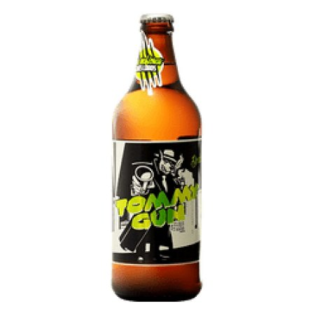 Cerveja Backer Las Mafiosas Tommy Gun Double IPA - 600ml