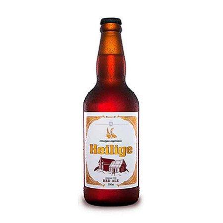 Cerveja Heilige Red Ale - 500ml