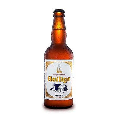 Cerveja Heilige Weiss - 500ml