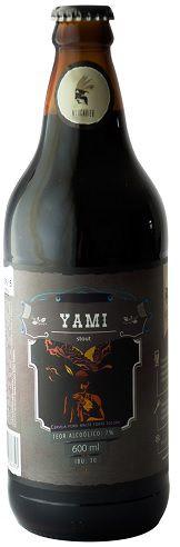 Cerveja Moocabier Yami Stout - 600ml