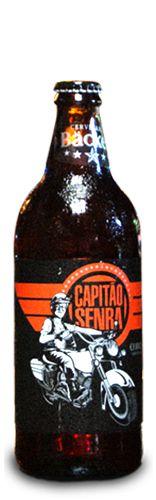Cerveja Backer Capitão Senra - 600 ml