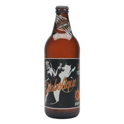Cerveja Backer Diabolique IPA - 600 ml