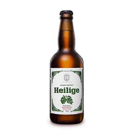 Cerveja Heilige Bohemian Pilsner - 500ml