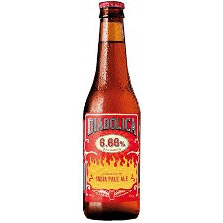 Cerveja Diabólica English IPA - 355 ml
