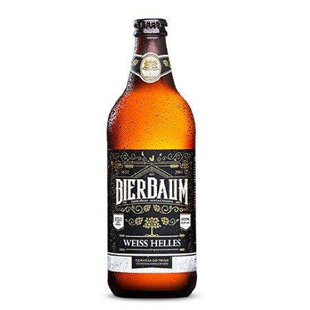 Cerveja Bierbaum Weiss Helles - 600ml