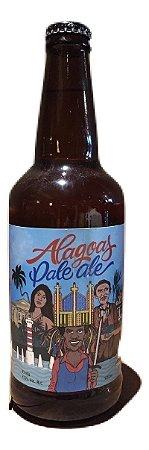Cerveja Caatinga Rocks Alagoas Pale Ale - 600ml