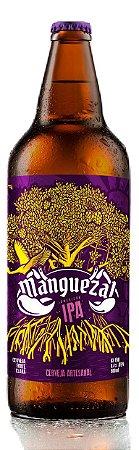 Cerveja Manguezal American IPA - 600ml