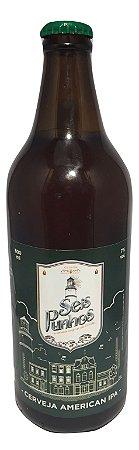 Cerveja Seis Punhos American IPA - 600ml