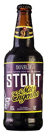 Cerveja Duvália Stout Mel de Engenho - 500ml
