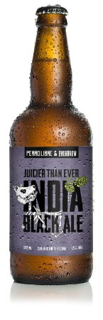 Cerveja Perro Libre / Everbrew Juicier Than Ever India Black Ale - 500ml