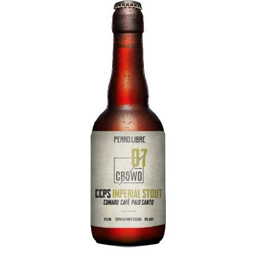Perro Libre CCPS Imperial Stout - 375ml