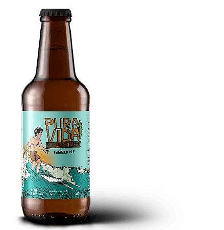 Cerveja Caatinga Rocks Pura Vida Summer Ale - 330ml