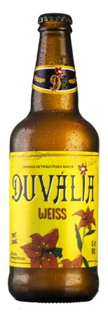 Cerveja Duvália Weiss - 500ml